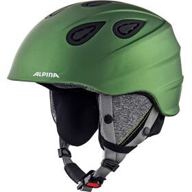 Alpina Grap 2.0 L.E. Ski Helmet moss-green matt